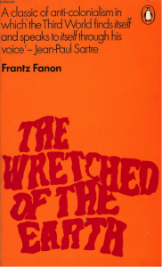 wretched of the earth cover