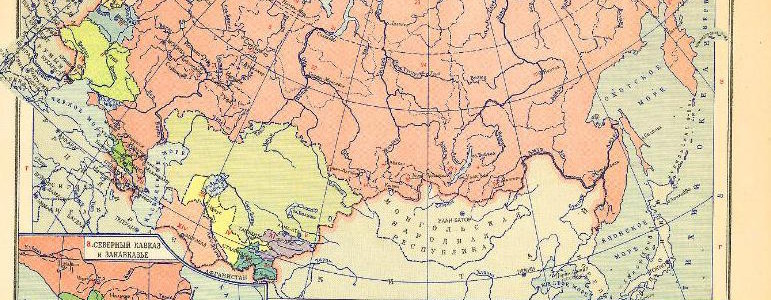 USSR map 2
