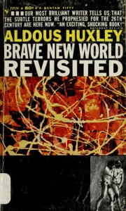 cover. Brave New World Revisited