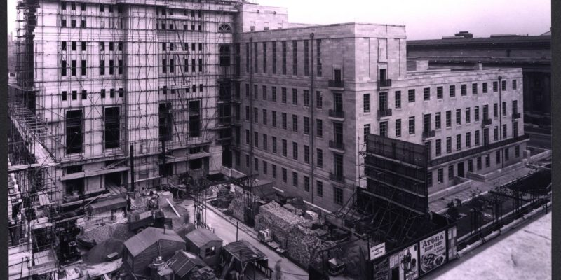 Professor Matthew Davies – Layers of London: Mapping the City's Heritage