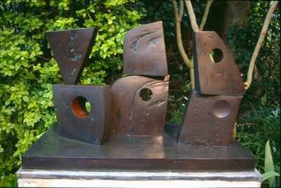 Barbara Hepworth Museum and Sculpture Garden, Cornwall, England