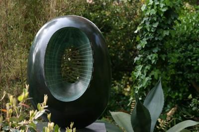 Barbara Hepworth Gallery and Sculpture Garden, Cornwall, England, UK