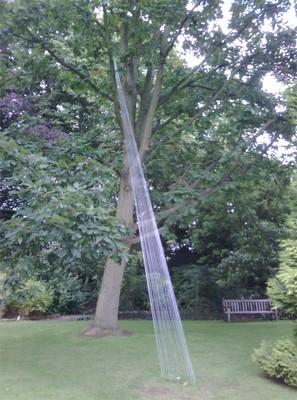 Burghley Sculpture Garden, Lincolnshire, England, UK
