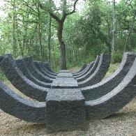 Chianti Sculpture Park, Tuscany, Italy