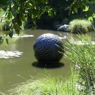 Waitakaruru Arboretum and Sculpture Park, New Zealand
