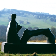 Yorkshire Sculpture Park, England, UK
