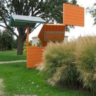 Cambridge Sculpture Garden, Cambridge, Ontario, Canada
