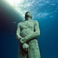 The Cancun and Isla Mujeres Underwater Museum, Mexico