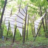 Michigan Legacy Art Park, Thompsonville, MI, USA