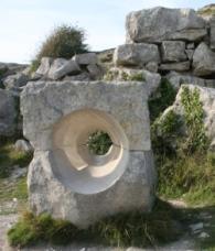 Tout Quarry Sculpture Park, Dorset, England