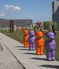 Sculpturenpark Artpark, Linz, Austria